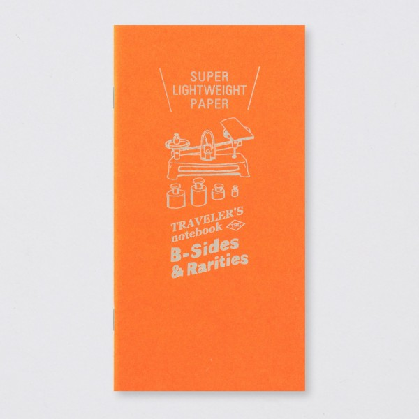 "TRC ""B-Sides & Rarities"" Regular Superleichtes Papier"