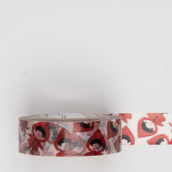 Masking Tape 10289 red hood