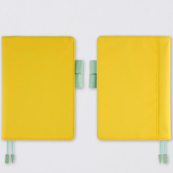 Hobonichi 2022 Techo Cousin Kalender A5 Lemon Squash Set