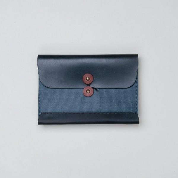 Postalco Postcard Wallet blau