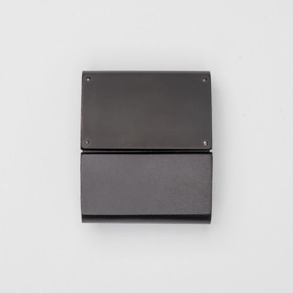 Claustrum Articular Wallet Geldbörse schwarz
