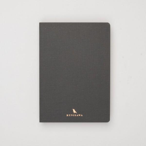 Kunisawa Notizbuch Find Note Hard schwarz