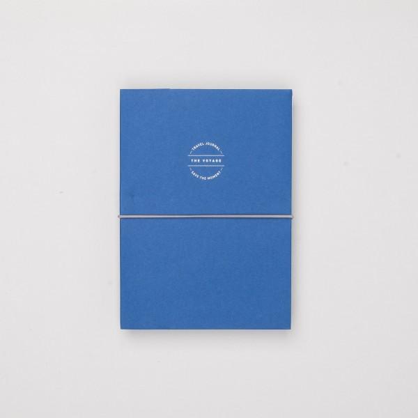 """Gongjang Reiseplaner """"The Voyage"""" blau"""
