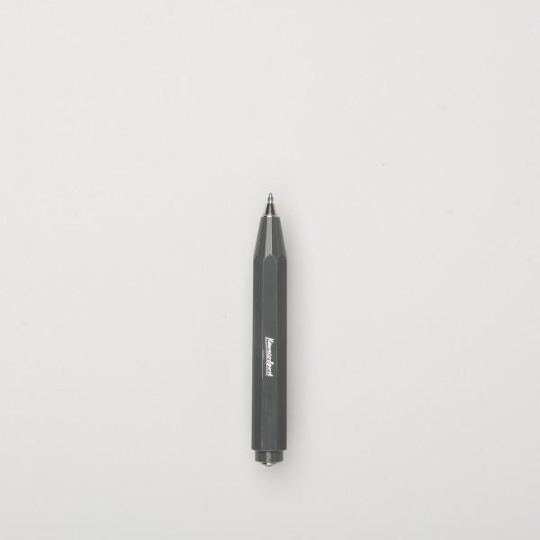 Kaweco Sport Kugelschreiber grau
