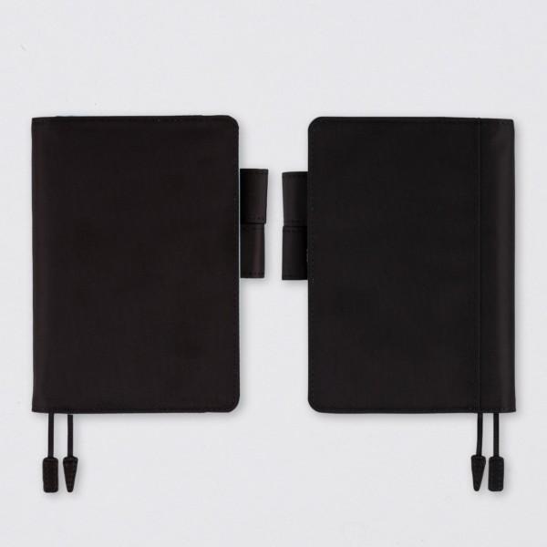Hobonichi Techo 2022 Kalender A6 schwarz/hellblau Set
