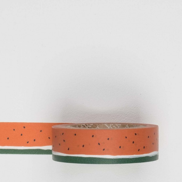 Dailylike Masking Tape 101 watermelon