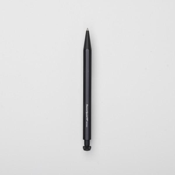 KaWeCo SPECIAL Druck-Kugelschreiber mattschwarz