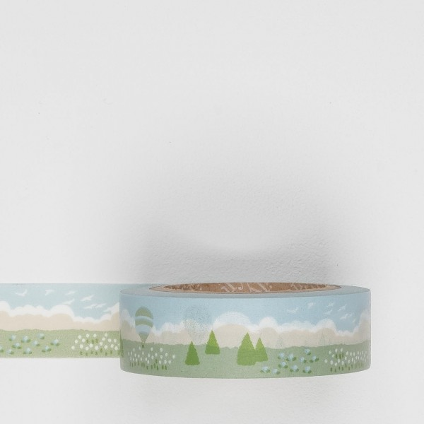 Dailylike Masking Tape 87 cloud