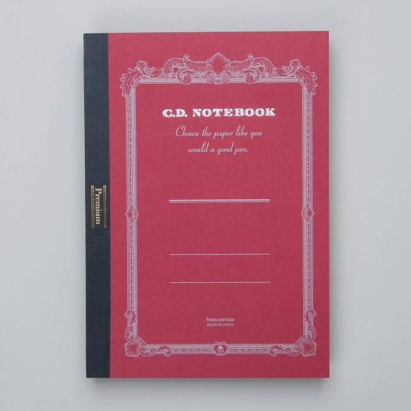 Apica Premium C.D. Notizbuch A5 kariert