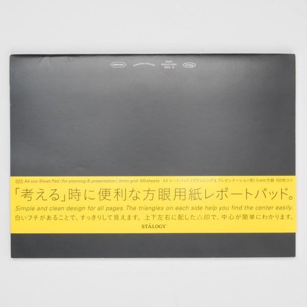 Stalogy Notizblock 025 A4 horizontal