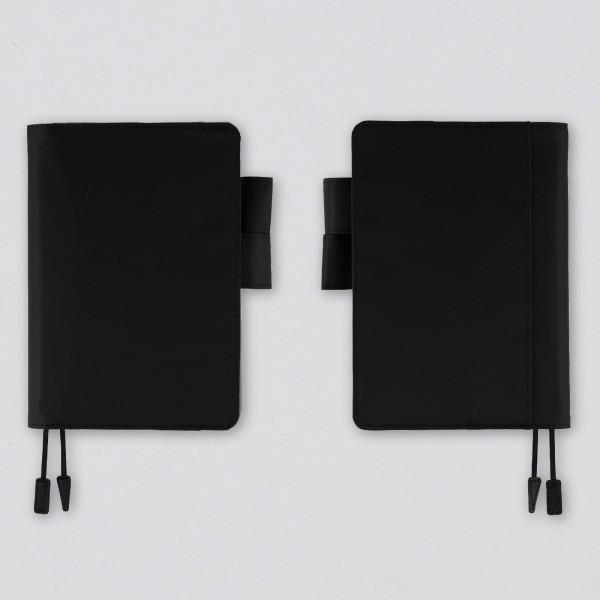 Hobonichi Techo 2021 Kalender A6 Schwarz/Hellblau Set