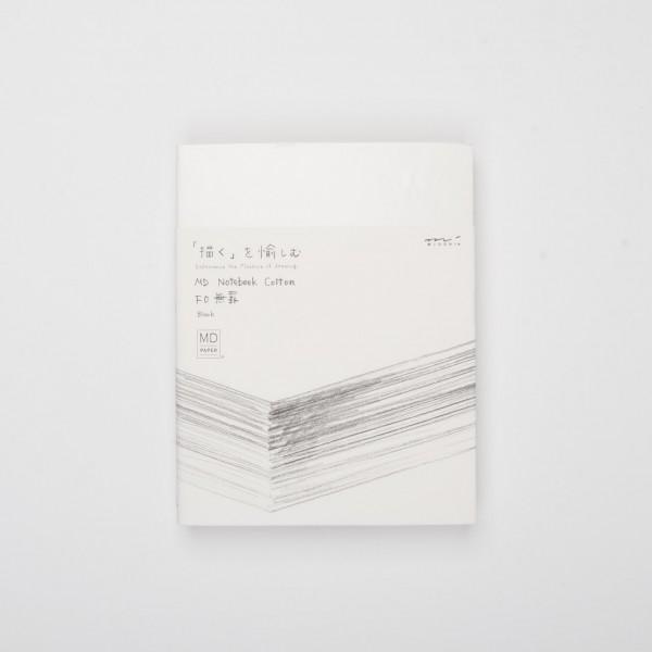 Midori MD Notebook Cotton F0