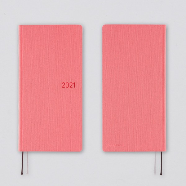 Hobonichi 2020 Kalender Weeks Cherry Blossom
