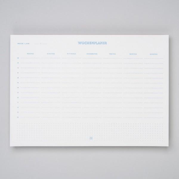 KAMI Deskpad und Wochenplaner A4