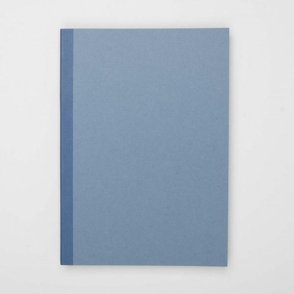 NT11B Notizbuch blau (B5)