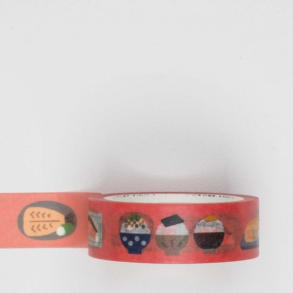 Masking Tape mt15-024 japan food