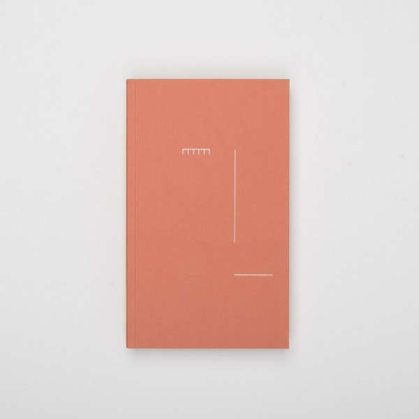 "Polnisches Notizbuch ""LICO"" orange"