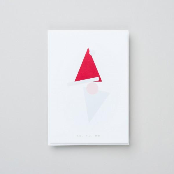 """Thie Studios Grußkarte """"Ho Ho Ho"""""""