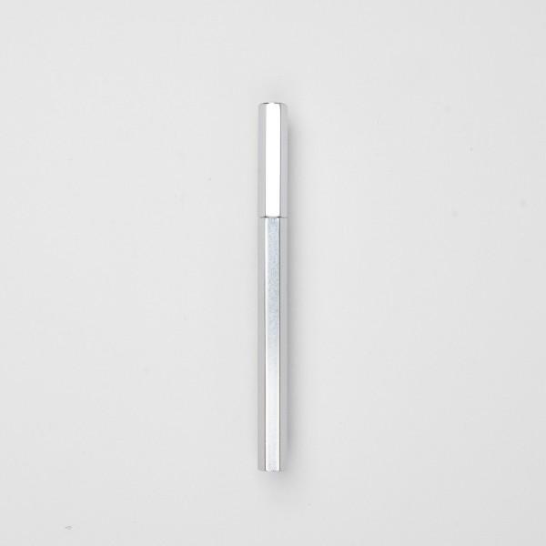 Diarge Tintenroller aus Messing silber