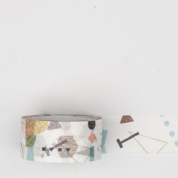 "Masking Tape ""Katachi"" 02"
