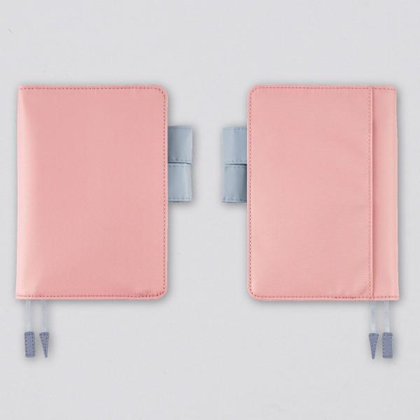Hobonichi Techo 2021 Kalender A6 Dreamy Pink Set