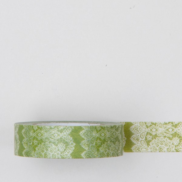 "Masking Tape ""8 Rennen"" grasgrün"
