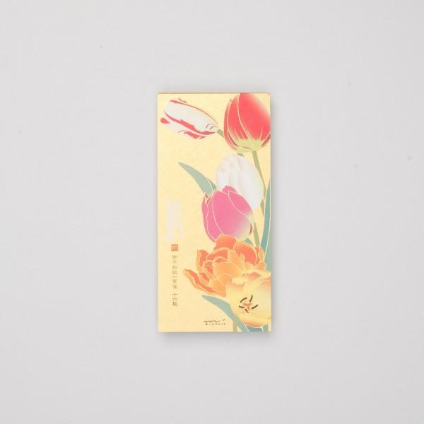Midori Seasonal Paper – schmaler Block