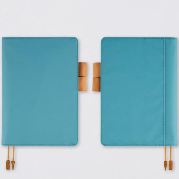 Hobonichi 2022 Techo Cousin Kalender A5 Lake Blue Set