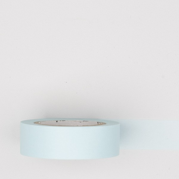 MT Masking Tape einfarbig pastell puderblau