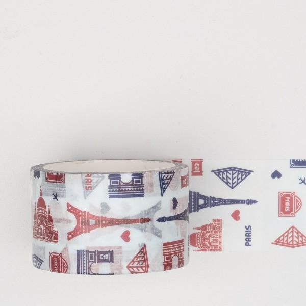 Paperways Masking Tape Paris Pattern