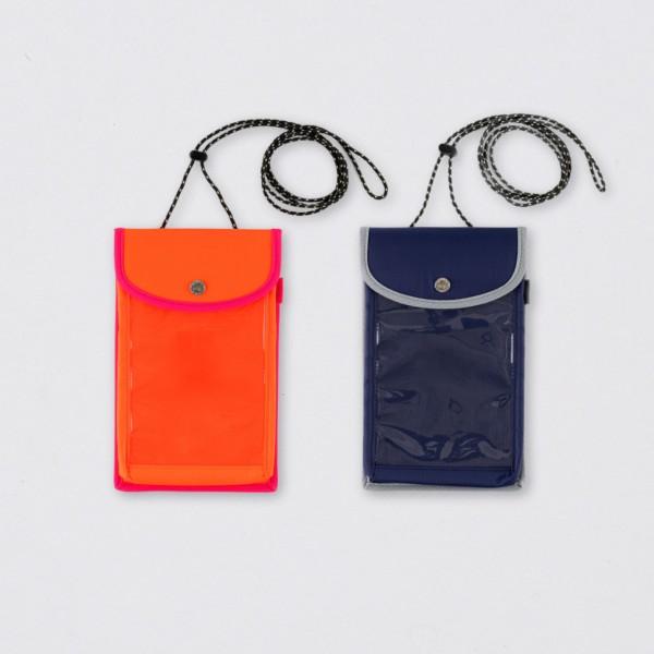 Hobonichi Tasche für Kalender Weeks Mokku