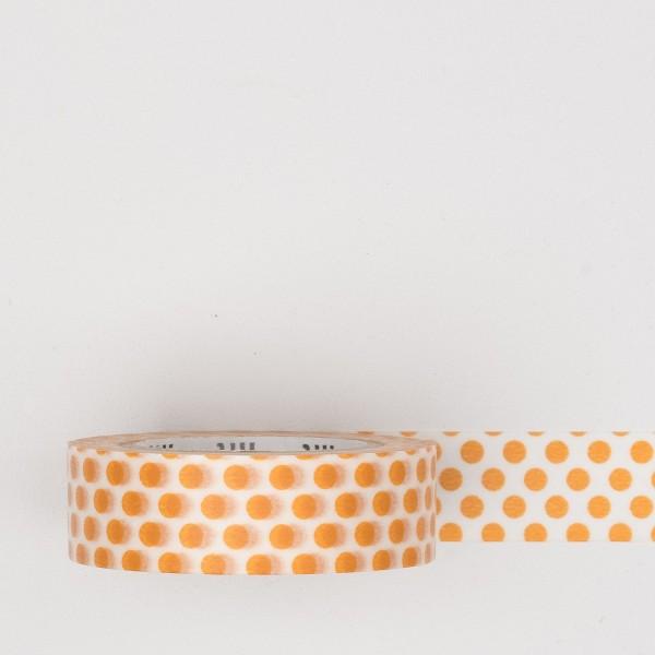 "Masking Tape ""Dot"" mandarin"