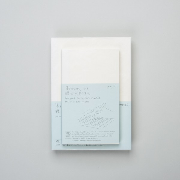 Midori MD minimal Notebook kariert